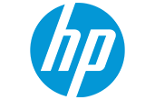 Hewlett-Packard Color Logo