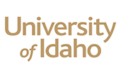University of Idaho Color Logo