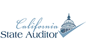 California State Auditor Color Logo