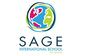 Sage International School Color Logo
