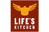 Life's Kitchen Color Logo